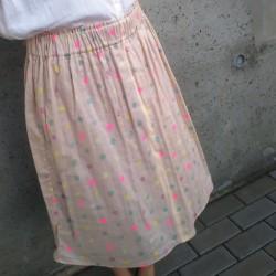 """sukně dámská """"dots"""" vel. M"""